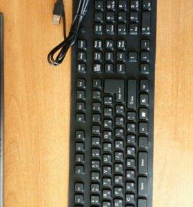 USB силиконовая клавиатура