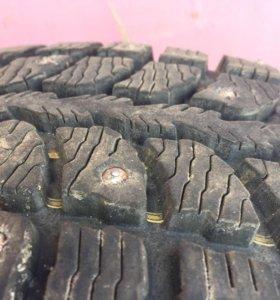 Продам зимнюю резину 4 колеса