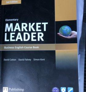 Market leader elementary (учебник +тетрадь)