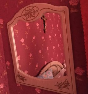 Зеркало в обрамлении