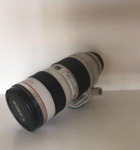 Canon 70-200 f 2.8 L USM