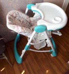 Стульчик для кормления habby baby