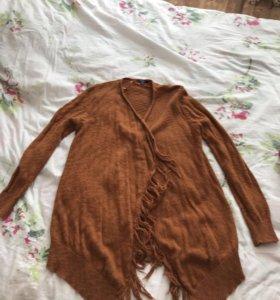Накидка и блузка