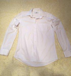 Мужская рубашка 50-52 размер