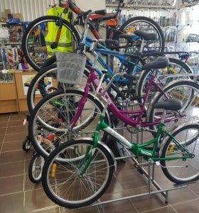 Велосипеды новые недорого от 5000 рублей