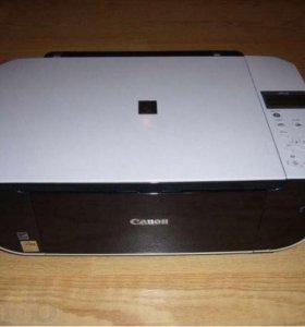 Принтер сканер Canon MP 220