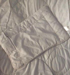 Одеяло подушку