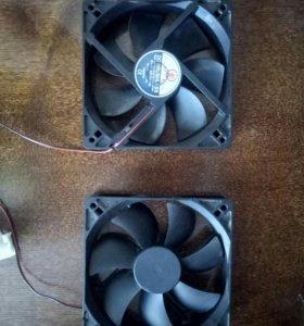 Вентиляторы 120мм