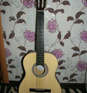 Гитара акустическач