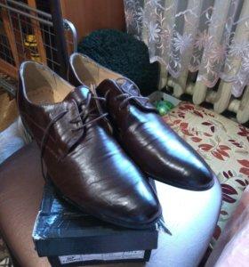Туфли мужские 42 размера
