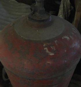 Газовые баллоны 50 литров