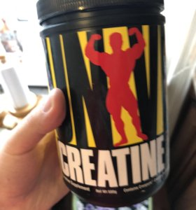 Спортивное питание Креатин