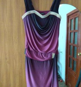 Красивое платье 46-48 размер
