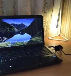 Ноутбук HP Compaq CQ58-d75SR, 15,6 (д), (2 ядра)