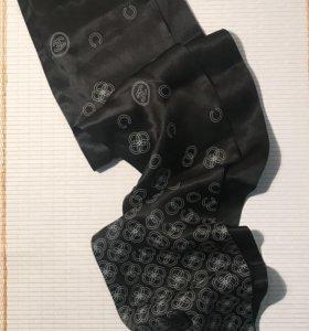 Шелковый шарф Chanel оригинал