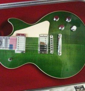 Gibson Les Paul Classic 2017 HP Green Ocean Burst