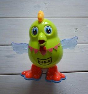Музыкальная игрушка Танцующий цыпленок