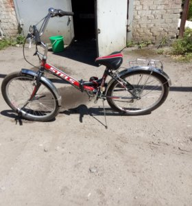 Велосипед Stels 750 Pilot