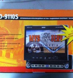 Магнитола Mystery MMTD-9110S