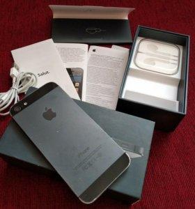 iPhone 5, Айфон 5, телефон, сотовый