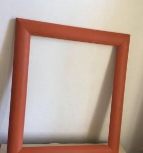 Рама багетная новая деревянная картина панно