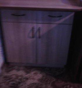 Пеленальный стол с комодом