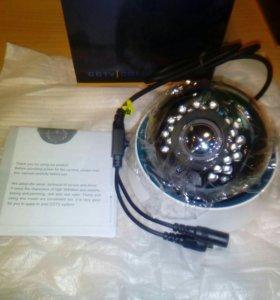 AHD 1,3мп 2-12мм камера видеонаблюдения