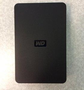 Внешний жесткий диск WD 2 тб