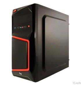 Мощный игровой пк i5 3570 + rx 550