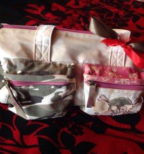 Неформальная женская сумка Reebok