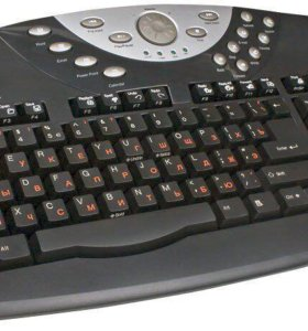Клавиатура Defender Multimedia S Luna KM-2080