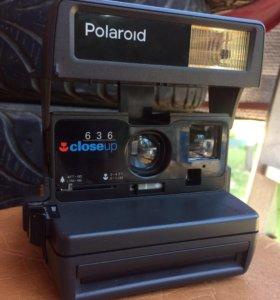 Polaroid close up 636