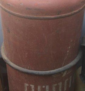 Баллон газовый ( есть 2 штуки)!