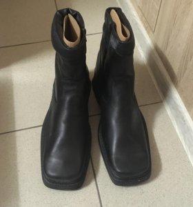 НОВЫЕ зимние ботинки Ионесси 45р-р