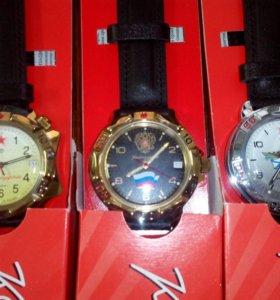 Часы Командирские Восток новые