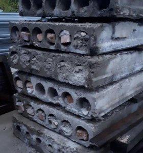 Плиты перекрытия
