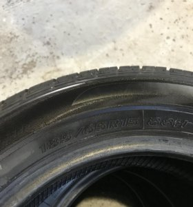 Hankook Optimo K415 4шт,R15 185/65 Hyundai Solaris