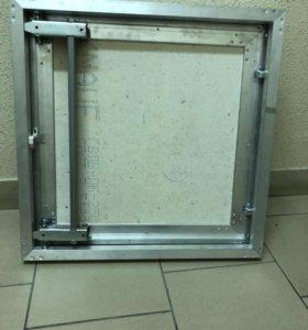 Сантехнический люк Хаммер Слава 600x600