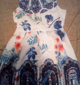Новое платье, размер L-XL