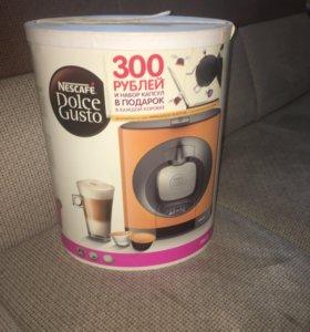 Кофемашина Nescafé Dolce Gusto