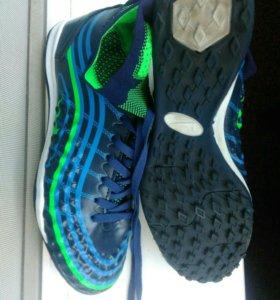 Сороконожки Nike magista x