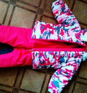 Детский зимний костюм Barkito