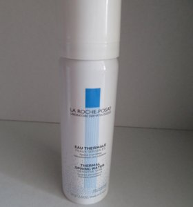 La Roche-Posay - Термальная вода и Крем от морщин