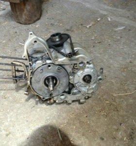 Двигатель 110куб