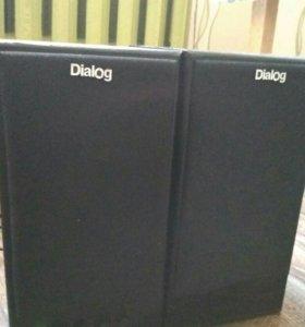 Акустическая система Dialog W-204