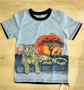 Новая футболка для мальчика