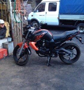 Мотоцикл Racer rc250ck