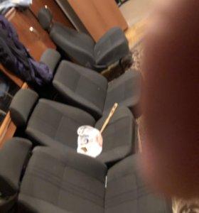 Сидения от баргузина соболь 5 сидений в хорошем