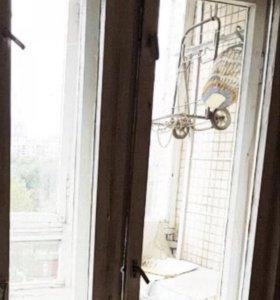 Стекло на балконную дверь