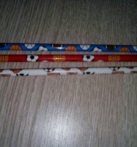 Карандаши,простые стоимость ОДНОГО карандаша 5 руб